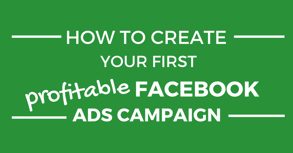how to create fb ads